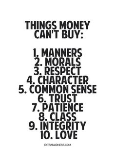 These qualities are smart to remember. In the end, you leave your legacy and money. Which will be more meaningful in the grave?