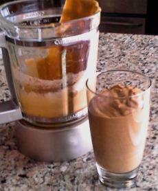 Pumpkin Pie Protein Shake