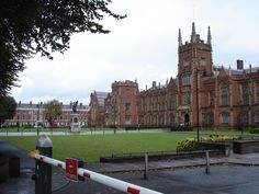 Belfast, Northern Ireland. Lived there.