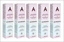 5X ACHROMIN Whitening Lightening Face Cream Anti Dark age spots freckles,45 ml