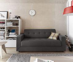 Moderne Wohnideen Von BoConcept Graue Couch Wohnzimmereinrichtung Livingroom Home