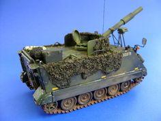 Danish M113A1 Centurion Simulation Tank by Torsten Schulz (Italeri + Scratch 1/35)