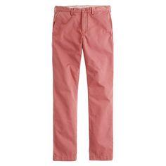 Broken-in chino in urban slim fit - broken-in chinos - Men's pants & denim - J.Crew