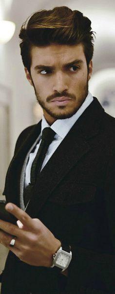 Style - men ashion for mens. Hair. Beards. Masculine