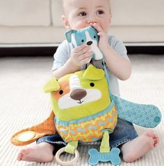 List of toys to grow & develop your little one fast