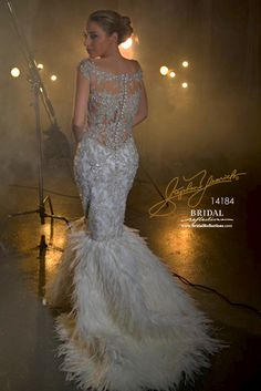 Stephen Yearick Wedding Dress and Bridal Gown Collection