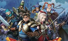 dragon quest heroes - Google Search