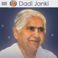 Dadi Janki android ‪#‎app‬ getting launched today on the auspicious occasion of ‪#‎centenary‬ celebration to rejoice the ‪#‎selfless‬ ‪#‎service‬ of the epitome of ‪#‎love‬ ‪#‎DadiJanki100‬
