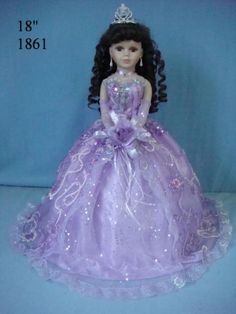 Porcelain Stories From China To Europe Zombie Dolls, Victoria Fashion, Sweet 15, Fine Porcelain, Quinceanera, Lilac, Elsa, Cinderella, 18th