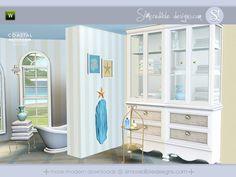SIMcredible!'s Coastal Bathroom