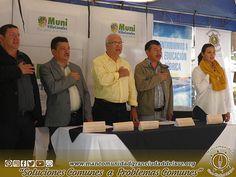 Firma de Convenio MGCS y AMSA