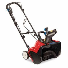 Shop a great selection of Toro 38381 15 Amp Electric 1800 Power Curve Snow Blower. Find new offer and Similar products for Toro 38381 15 Amp Electric 1800 Power Curve Snow Blower. Electric Snow Blower, Electric Power, Electric Pencil Sharpener, Electronic Recycling, Recycling Programs, Lawn Care, Lawn Mower, Outdoor Power Equipment, Lawn Equipment