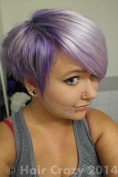 Pastels Hair Photos - HairCrazy.
