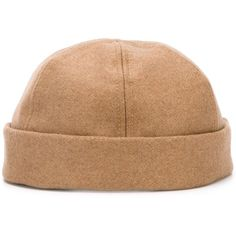 a09c5b91b56 Ami Alexandre Mattiussi  Miki  beanie ( 81) ❤ liked on Polyvore featuring  men s fashion