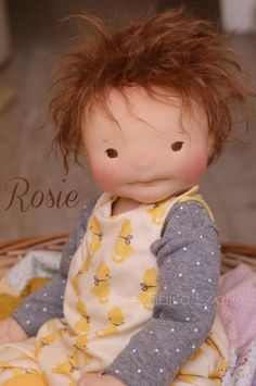 If you would like to know more about my art dolls, please visit my facebook page .
