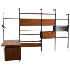CSS Wall Unit by George Nelson for Herman Miller