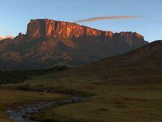 Mount Roraima Brasil Guyana Venezuela