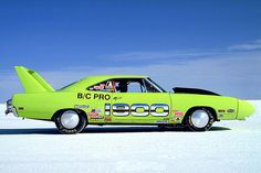 PLYMOUTH ROADRUNNER by FLUIDIMAGES