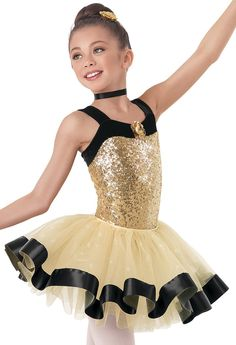 Dance studio owners & teachers shop beautiful, high-quality dancewear, competition & recital-ready dance costumes for class and stage performances. Pop Star Costumes, Dance Costumes Kids, Tutu Costumes, Ballet Costumes, Dance Outfits, Dance Dresses, Cute Dresses, Girls Dresses, Baby Ballet