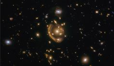 """Hubble Snapshot of """"Molten Ring"""" Galaxy Prompts New Research 