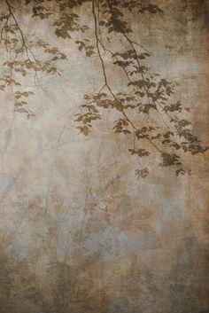 quotECHO quot 8211 mixed media 8211 Laurence D - diy techniques and supplies Interior Wallpaper, Chinoiserie Wallpaper, Interior Paint, Painting Walls Tips, Faux Painting, Diy Painting, Wall Paint Colors, Wall Treatments, Paint Designs