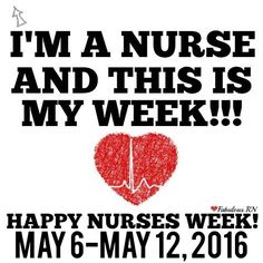 Nurses week. Nurse humor.