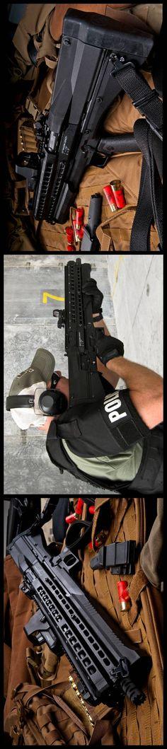 UTAS UTS-15 shotgun  Law Enforcement Today www.lawenforcementtoday.com