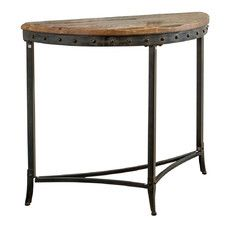 2 Tier Console Table