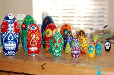 Nesting Dolls. $40.00, via Etsy.
