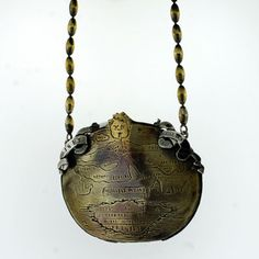 Surface Of The Earth Necklace now featured on Fab.