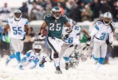 Shady Mccoy Snow Bowl