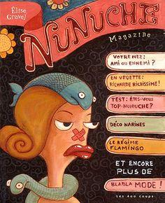 Livres Ouverts : Nunuche magazine Magazine, Albums, Books, Cycle, Amazon, Inspiration, Art, Budget, Reading Activities