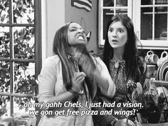 """You like food a lot. 