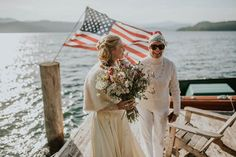 We're Setting Off Fireworks! Our Favorite Fourth of July-Inspired Wedding Moments - Over the Moon