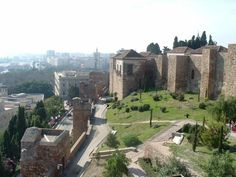 The Alcazaba is a fortification in Málaga, Spain. It was built by the muslim Berber ruler Badis Ben Habus in the mid-11th century.
