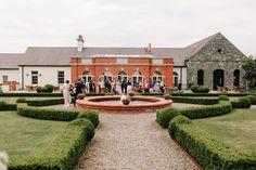The Carriage Rooms Wedding // Nick & Rebecca – Best Wedding Venues, Wedding Day, Lakeside Garden, Garden Games, The Breakfast Club, Northern Ireland, Wild Flowers, Bridesmaid Dresses, Rooms