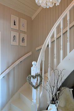 Pretty stair case