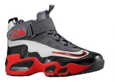 Nike Air Griffey Max 1 – Cool Grey/Black-Pimento Sneakers