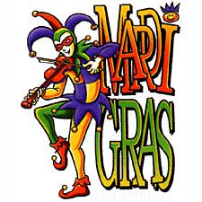 Join in the Mardi Gras fun at Oak Island on March 4th at 1pm...for the Mardi Gras by the Sea Festival & Parade!