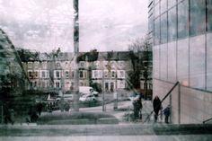 Accidental double exposure. Shepherd's Bush. London.  #canon #film #200asa #agfa #ae1program #filmisnotdead #camera #photography #slr #vintage #35mm #50mm #lens #analog #analogue @canonuk Rob King.