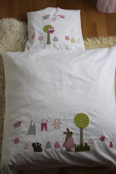 Bettwäsche für Babys - Einzigartige Babyartikel bei DaWanda online kaufen