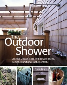 Learn how to build a camp shower with these easy step-by-step instructions.data-pin-do=