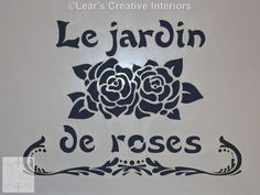 A personal favourite from my Etsy shop https://www.etsy.com/uk/listing/229094222/rose-garden-french-paris-themed-le
