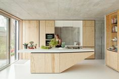 i.s.m.architecten designed amazingly warm and cozy concrete house – u p g r a d e s i g n