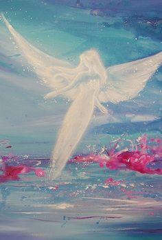 Limited angel art photo I believe in you modern