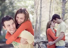 Kristina and Brad Engagement » Michelle Chiu Photography
