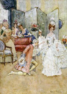 Cinderella by Millicent Sowerby