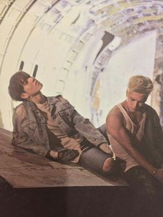 YUGYEOM & JACKSON || #GOT7 Photobook ver. #TURBULENCE #HardCarry | cr. jaebambum