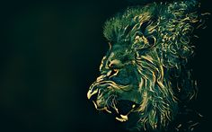 Lion Decroative Painting Home Wall Art Oil Painting Canvas Prints for Livingroom Bedroom No Frame - Best of Wallpapers for Andriod and ios Black Background Wallpaper, Black Backgrounds, Original Wallpaper, Hd Wallpaper, Lion, Iphone 7 Wallpapers, Most Beautiful Wallpaper, Wall Art Pictures, Animal Pictures