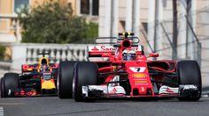 Qualifying - Raikkonen heads all-Ferrari front row in Monaco